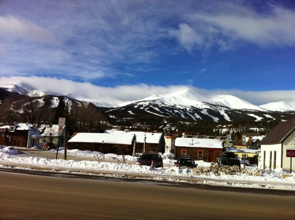 Breckenridge view